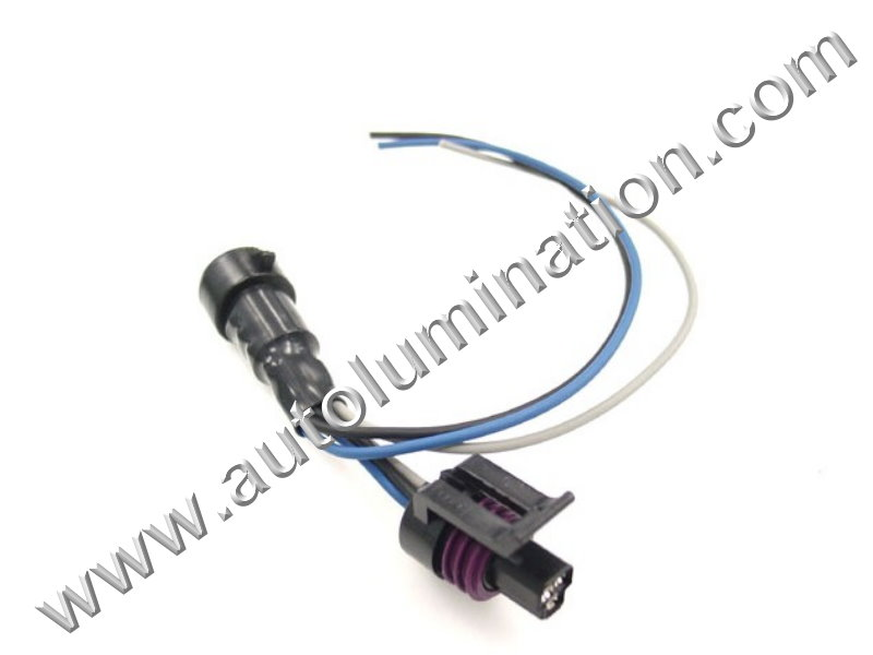 throttle body position indicator sensor tpi tps connectors  u0026 harnesses