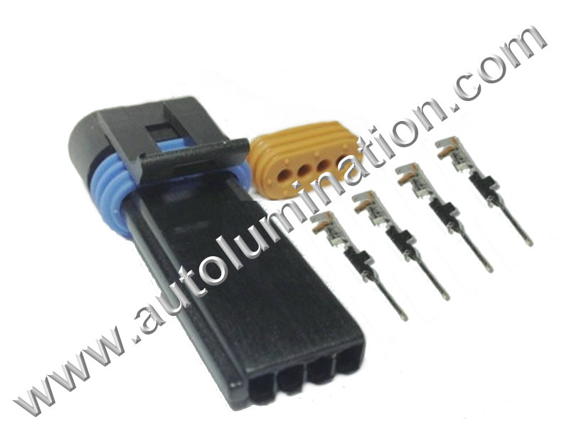 Gm Packard Metripack 95 97 Optispark Sensor Connector Shell Kit