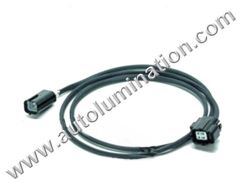 O2 Oxygen Sensor Connectors & Harnesses   Autolumination