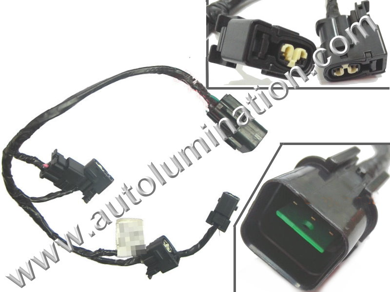 Oem Genuine 0611 Hyundai Accent KIA Rio Rio5 Gnition Coil Wire Harness 2735026620: Hyundai Ignition Coil Wiring Harness At Goccuoi.net