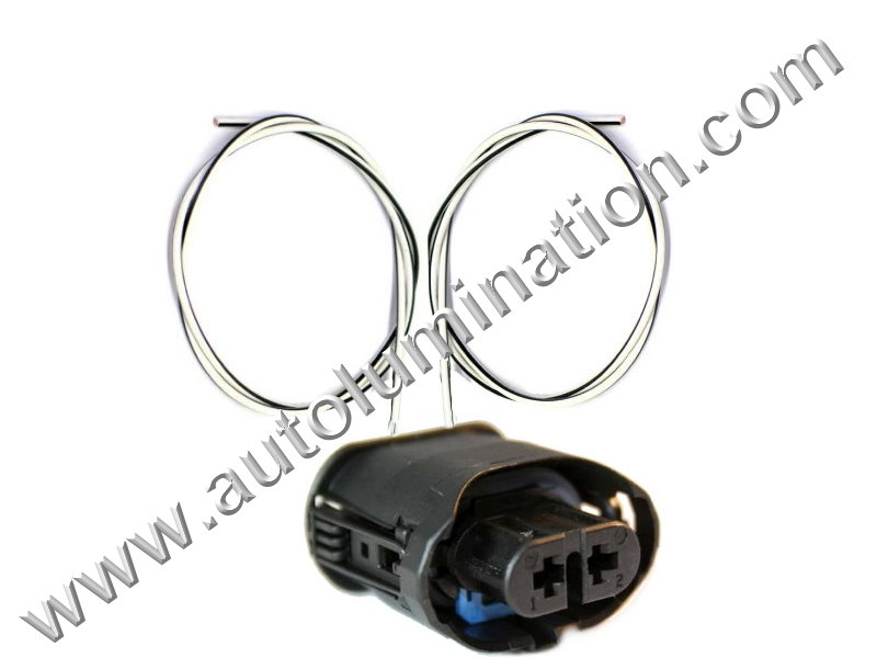 Enjoyable Pigtail Connector With Wires H11 Fog Light H11 Bmw Chevy Wiring 101 Capemaxxcnl