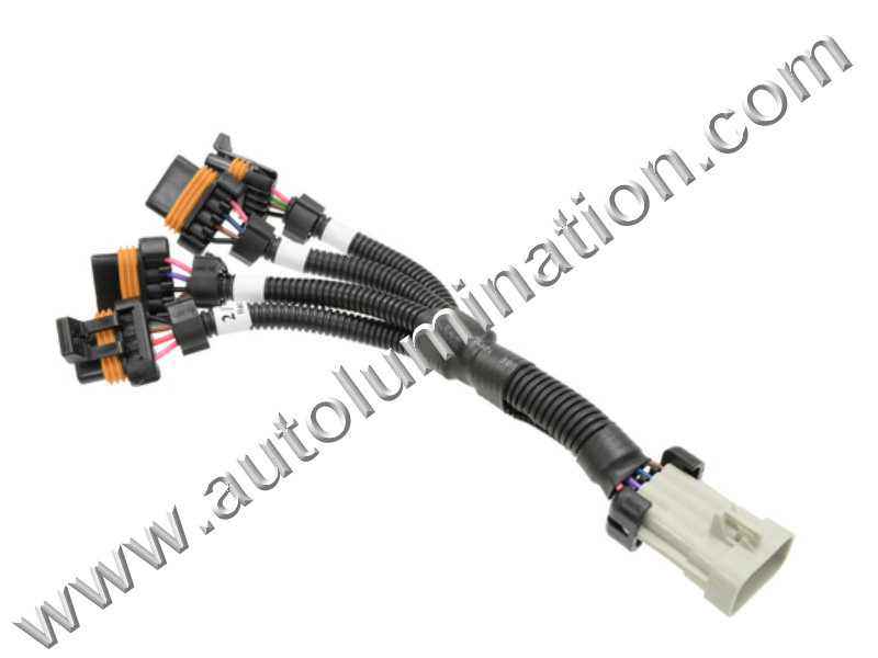 ignition coil connectors  u0026 harnesses