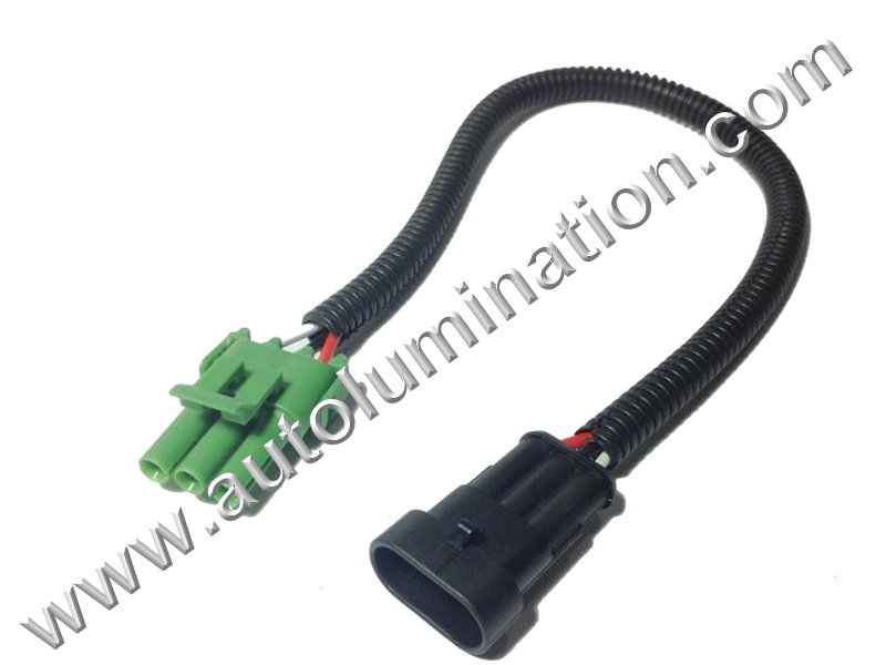 Map Sensor Connectors  U0026 Harnesses