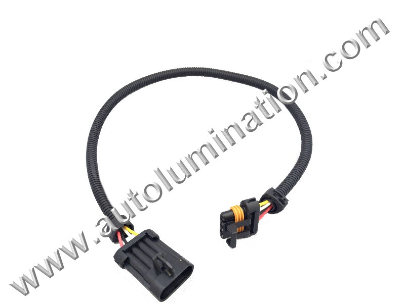 O2 Oxygen Sensor Connectors Amp Harnesses Autolumination