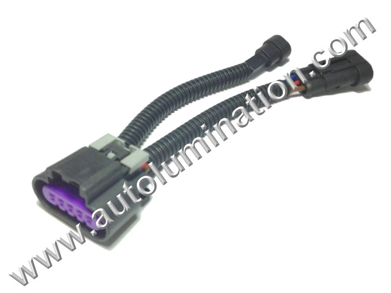 Ls ls adapter maf sensor connector harness
