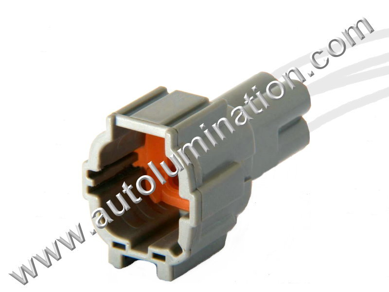 Pigtail Connector with Wires Fog Light (To Fog Light Extension) Turn