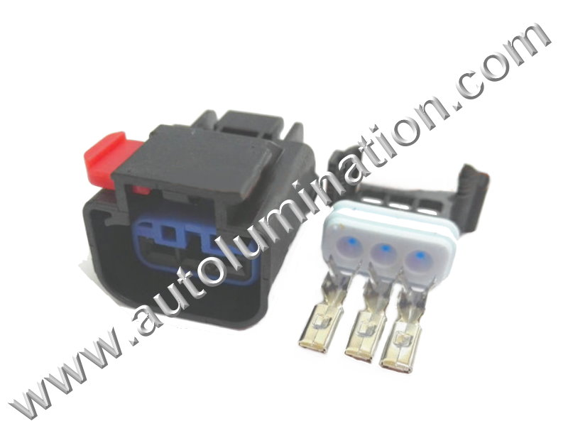 3 Pin MAP SENSOR CONNECTOR Plug Pigtail Fits TOYOTA 1JZ-GTE /& 2JZ-GTE Pig Tail