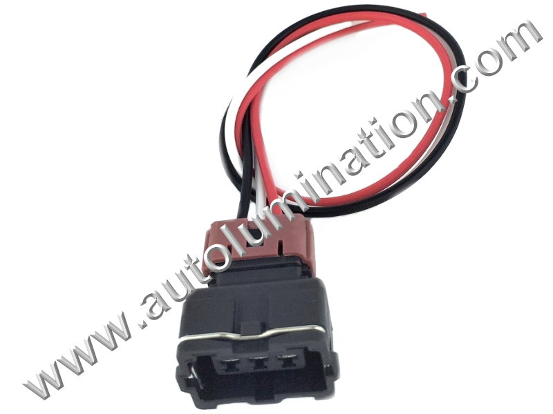 Nissan Zx Tps Tpi Pigtail Connector Wm on Honda Wiring Harness Connectors