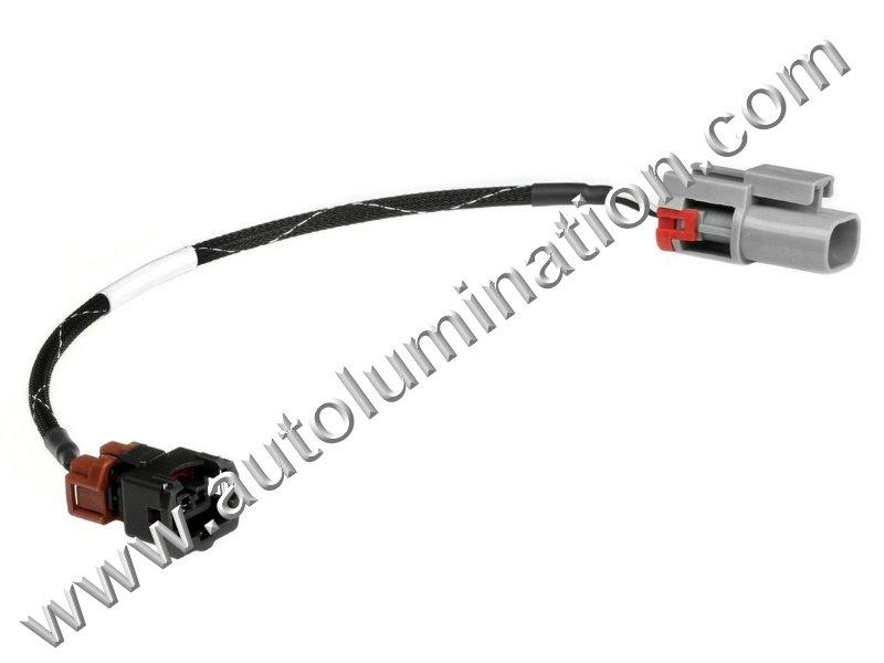 knock sensor connectors  u0026 harnesses