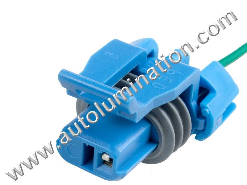 GM Radiator Fan Sensor Switch Harness Connector