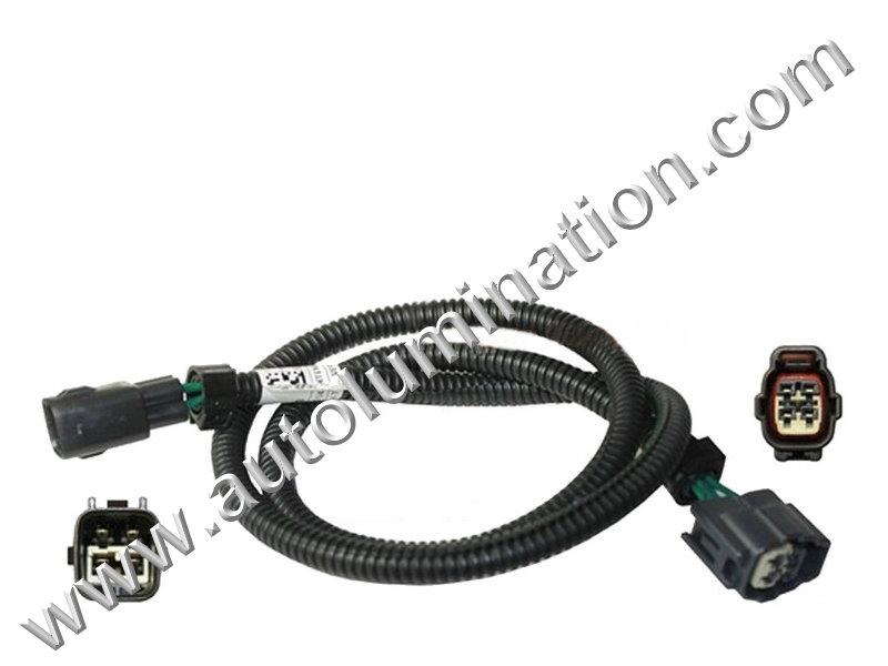 4 pin Toyota Oxygen O2 Sensor Extension Harness 24