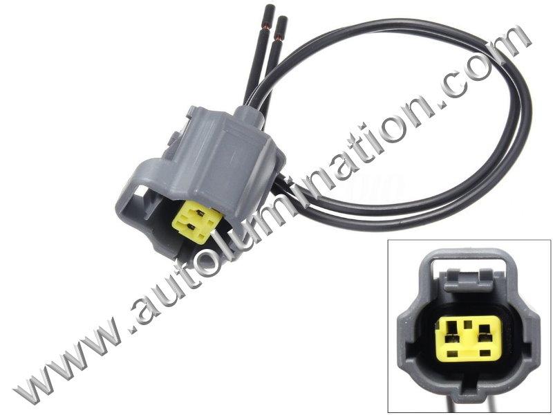 Coolant Fan Radiator Connectors & Harnesses | Autolumination