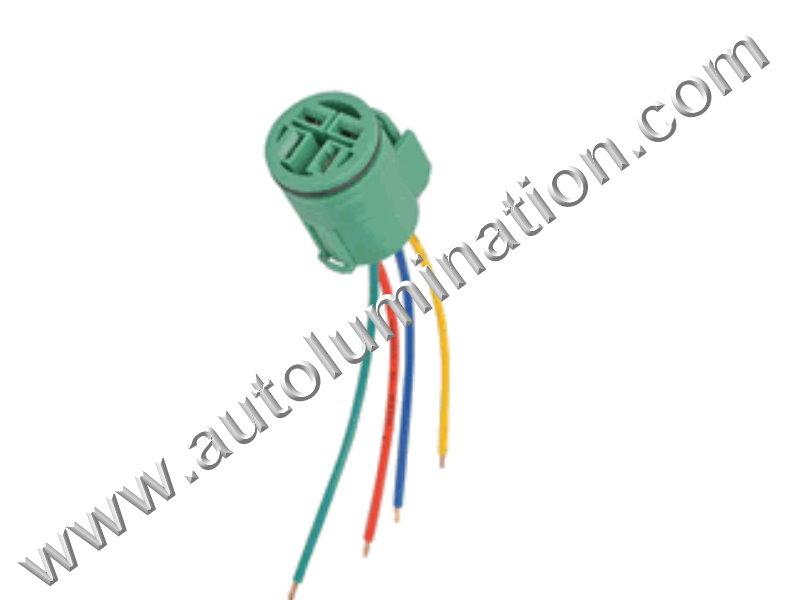 nipondenso alternator repair plug harness connector toyota. Black Bedroom Furniture Sets. Home Design Ideas