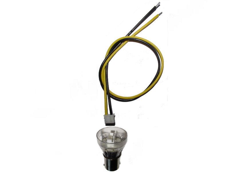 bayonet light bulb connectors