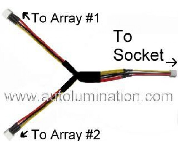 Array Spliiter Connector Extension