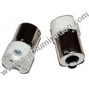 Ba15s Base to MR16 Bulb Adapter Socket