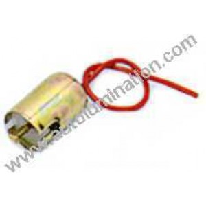 Ba15s Zinc Plated Steel Taill, Brake, Turn Ba15s Bayonet Single Circuit Zinc Plated Steel Pigtail Connector Socket Receptacle 16 Gauge