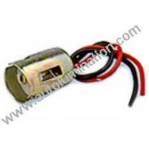 Bay15d Zinc Plated Steel Taill, Brake, Turn Bay15d Bayonet Dual Circuit Zinc Plated Steel Pigtail Connector Socket Receptacle 16 Gauge